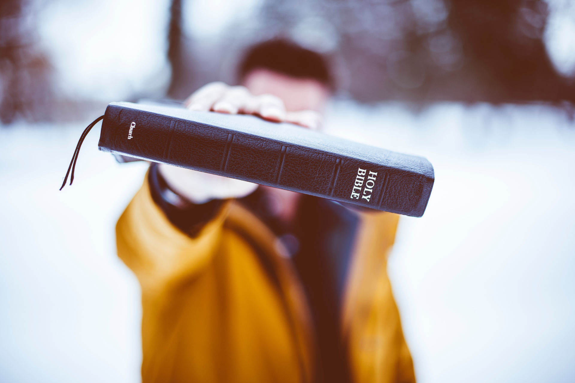 Stitching Together A New Bible Life